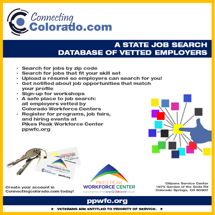 Workforce job listings