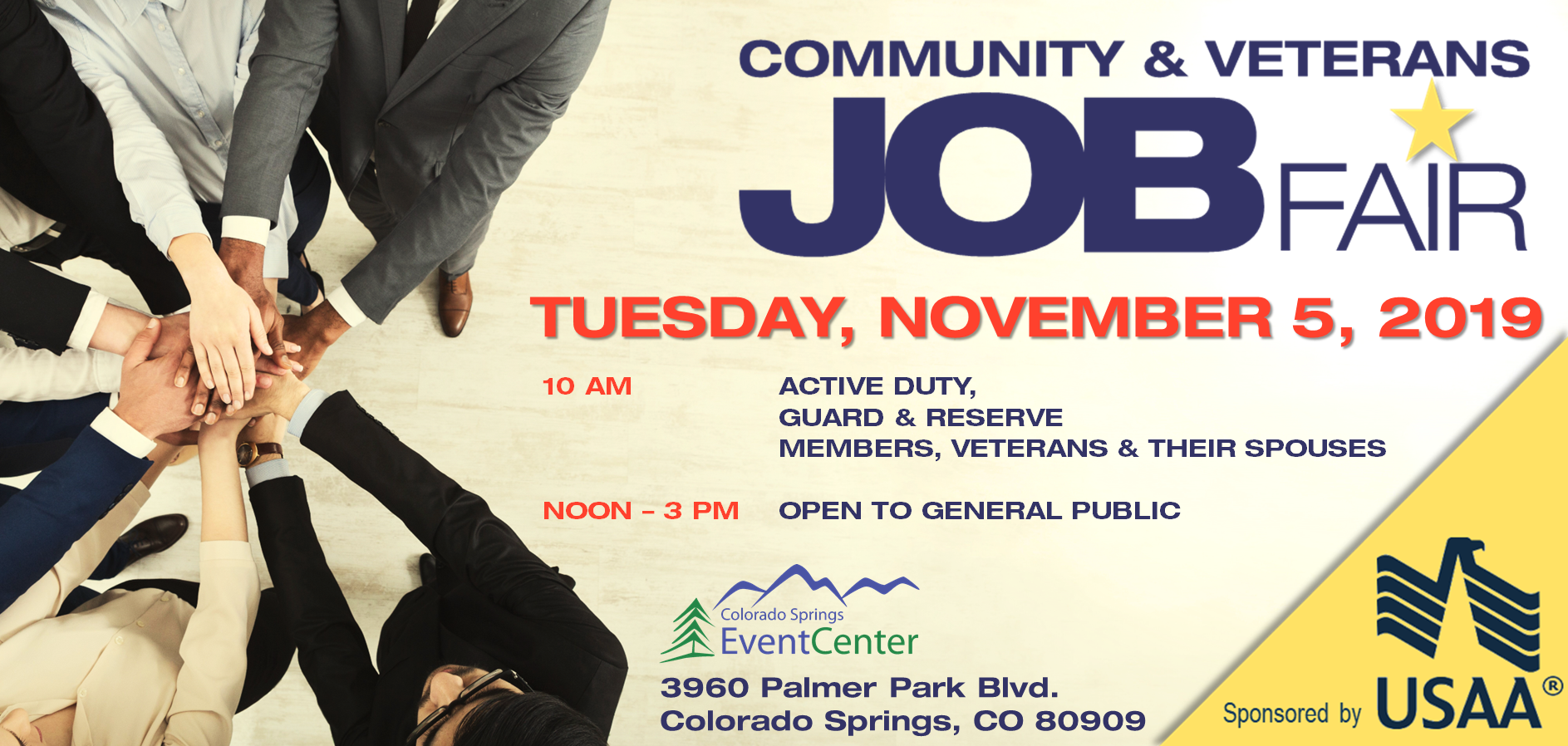 Community & Veterans Job Fair